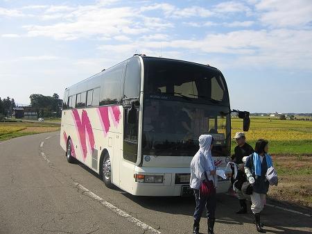 三和稲刈り体験ツアー2004