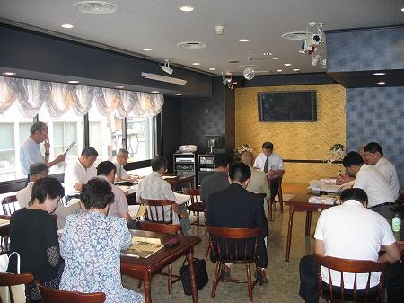 田沢湖牛銘柄確立推進組合総会(2005.07.17)