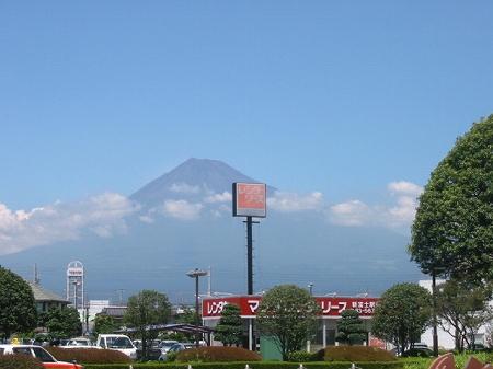 神代じゃんごクラブ富士登山(2002.07.26)