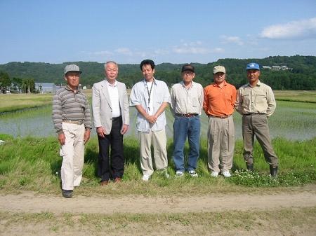 三和訪問(2002.05.26)