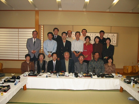鮭川新米祭り2001