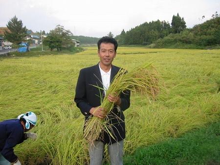 鮭川村・二本松訪問(2002.10.2~3)