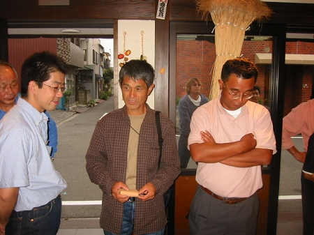 鮭川新米祭り2002