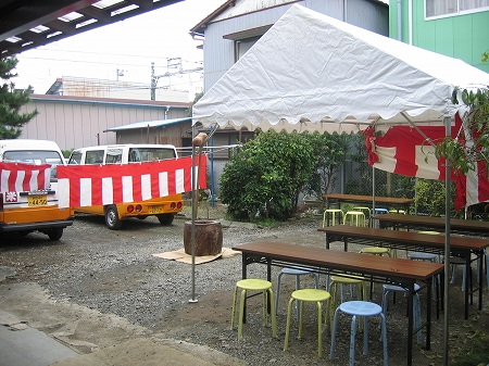 鮭川新米祭り2004