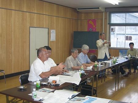 鮭川訪問(2005.07.20)