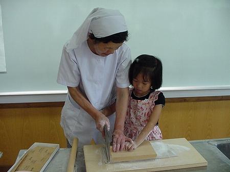 鮭川村ふるさと体験ツアー(2000.7.20)