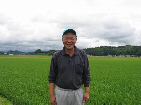鮭川訪問(2006.07.07)