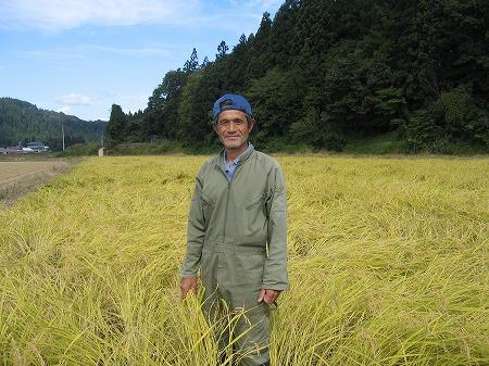 日本一おいしい米コンテストで八鍬修一さんが最優秀賞受賞しました。