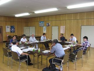 鮭川村訪問(9/22)