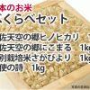 高知佐賀米・食べくらべセット